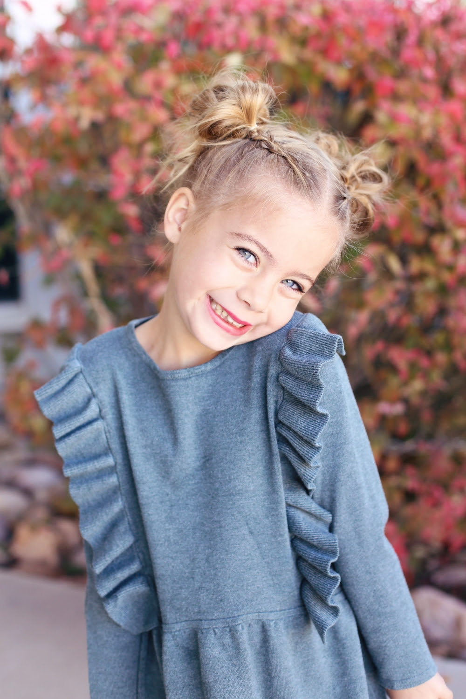 Little Girl Braids!