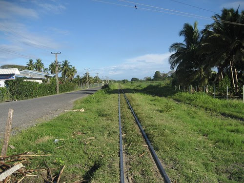 cane train tracks