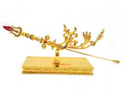 Golden Trident of Guru Rinpoche