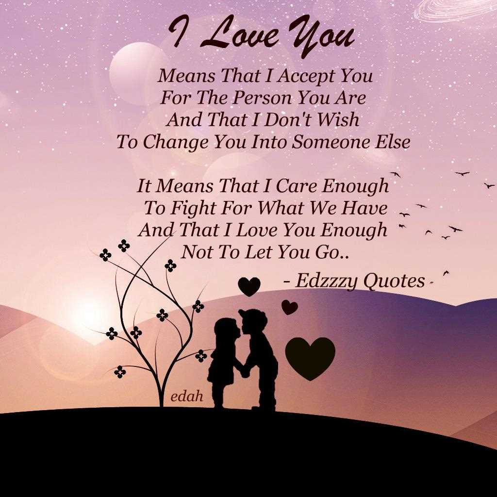 Quotes About Saying I Love You 82 Quotes