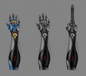 Hypetech Excalibur Prosthetic, Series 9