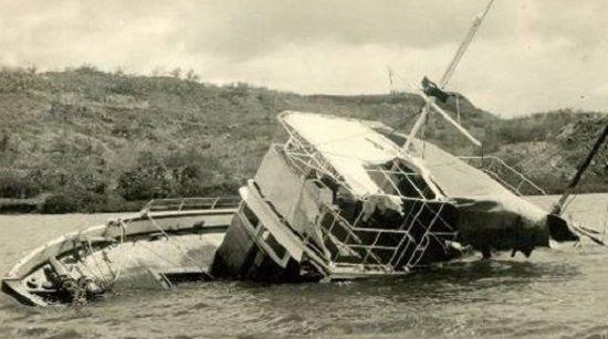 6. MV Joyita MV Joyita adalah kapal mewah yang sempat menghilang dan juga awak kapal yang tidak diketahui saat ini. Kapal itu pun dijuluki sebagai kapal terkutuk yang akhirnya dijual untuk koleksi museum pada 1960-an.
