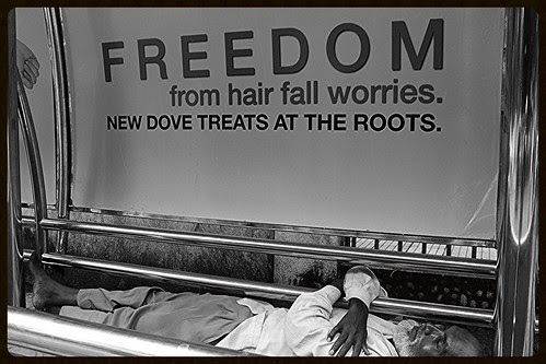 Freedom from hair fall worries by firoze shakir photographerno1