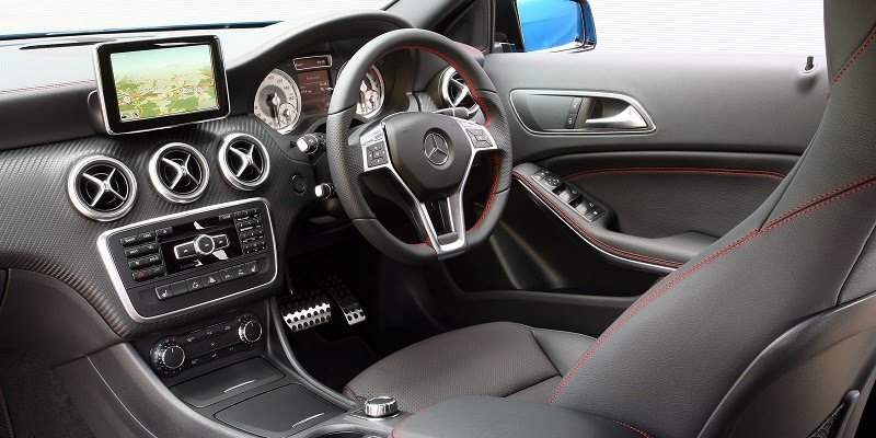 Experience the fascinating new Mercedes Benz A Class ...
