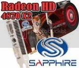 Graphic Card Sapphire HD 4870 TOXIC Edition