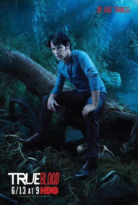 true blood season 3 poster. True Blood Season 3 individual