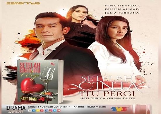 SINOPSIS SETELAH CINTA ITU PERGI (TV3)