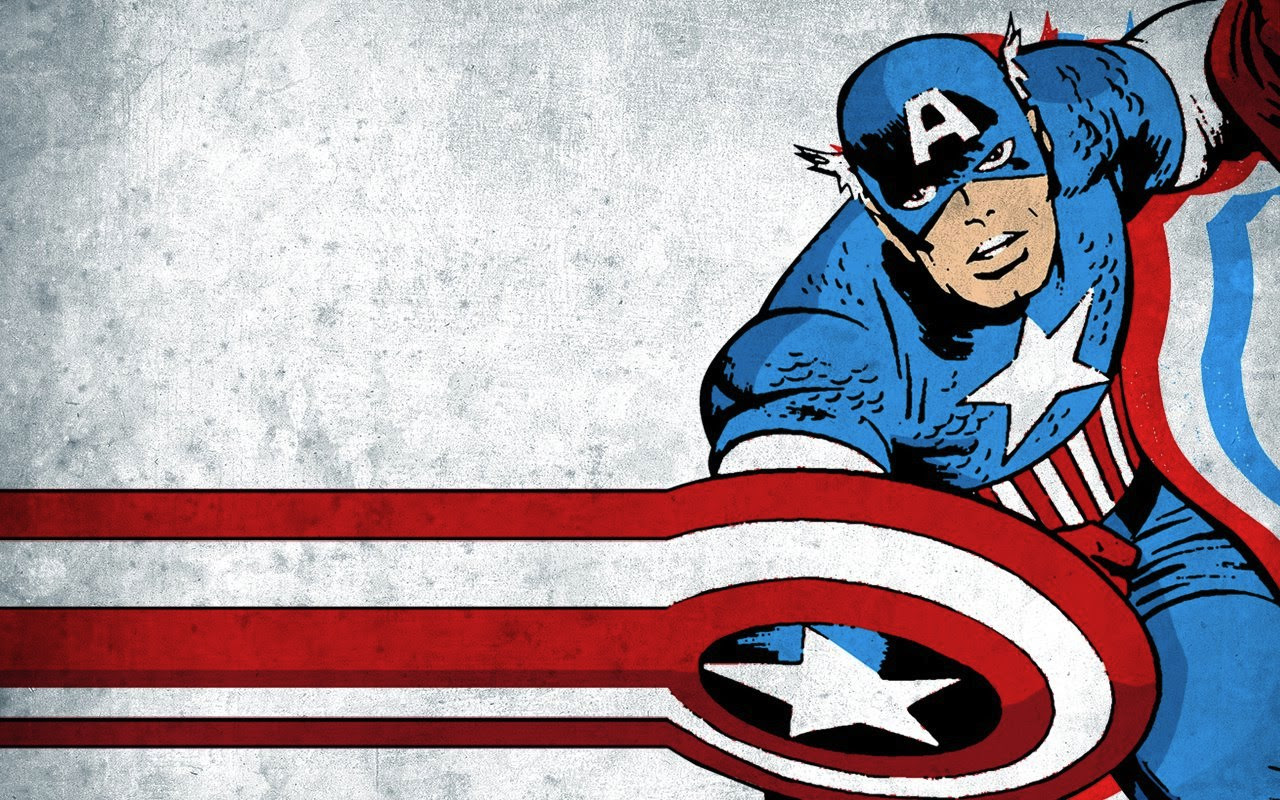 captain america Full HD Background 1280x800