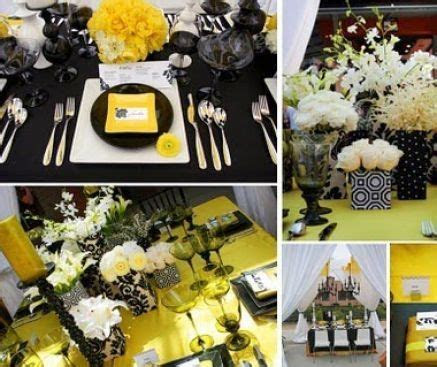 Yellow weddings, Baby shower themes and Baby showers on
