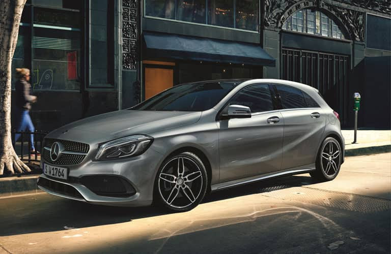 Approved Used Mercedes-Benz Cars  Arnold Clark