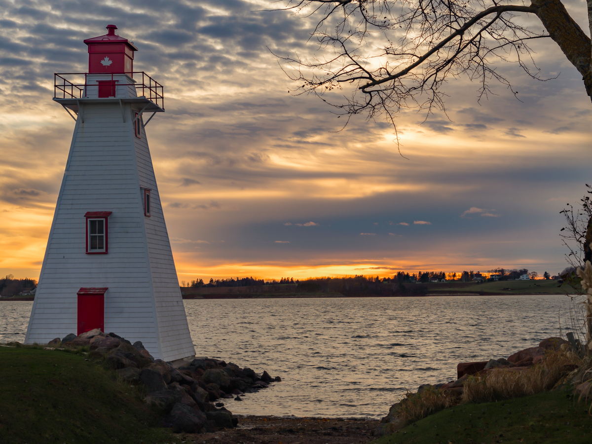 Prince Edward Island may be best known as the home of Anne of Green Gables, but it's also an insanely beautiful spot packed with gorgeous beaches, lighthouses, and quaint towns.