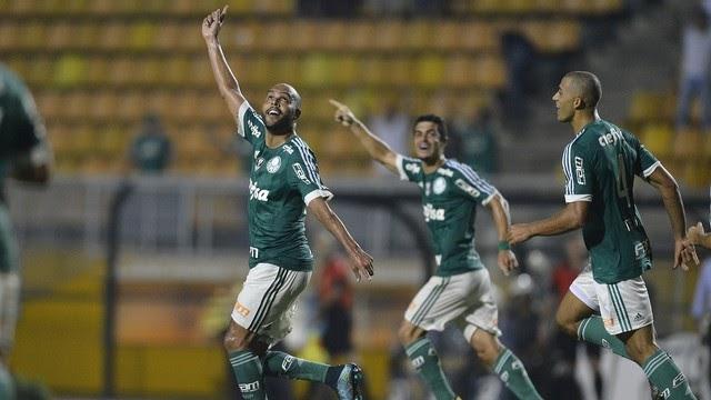 Sem sustos, Palmeiras vence Rio Claro por 3x0