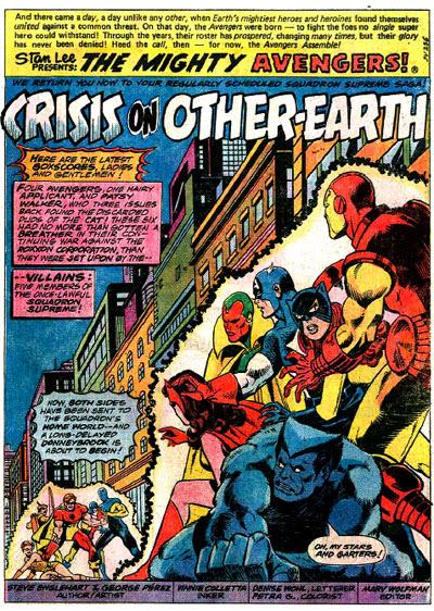 Avengers #147
