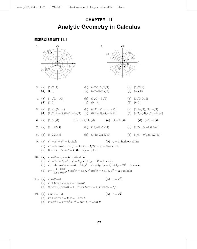 Calculus Early Transcendentals Pdf 8Th Free / Stewart Calculus Early Transcendentals Pdf : Calculus, early transcendentals(8th ed.) solution manual.