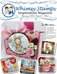 Whimsy Stamps Inspirations Magazine - Issue 6 Mini
