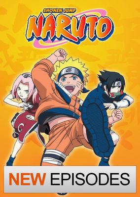 Naruto - Season 4