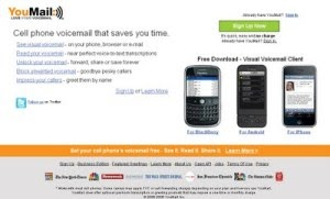 Tech gadgets: Online voicemail service for your phone from YouMail