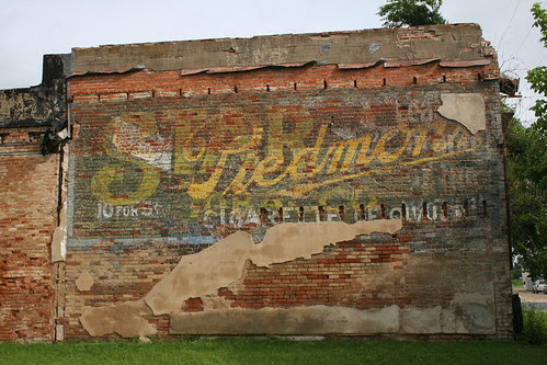 marlin ghost sign