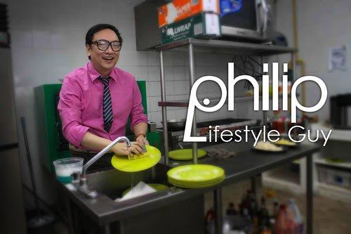 Philip dishwash