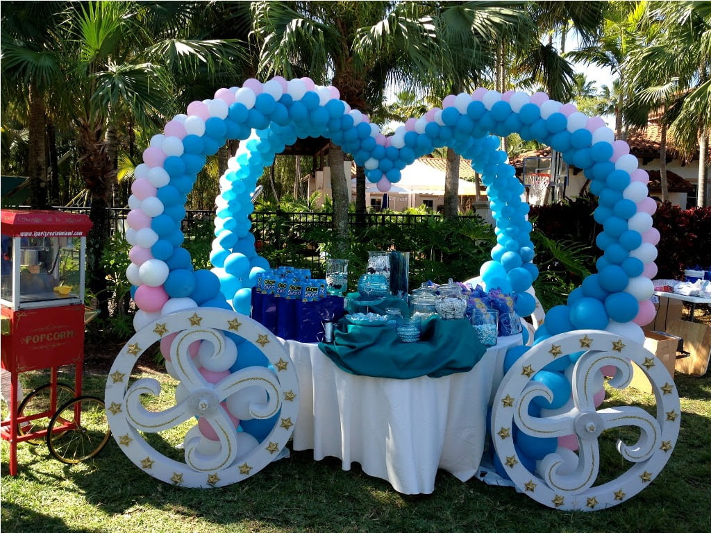 Little Princess Baby Shower Outdoor Decoration