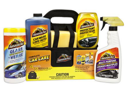 Armor All Complete Car Care Kit Walmart Canada