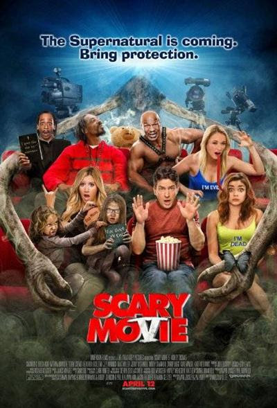 Scary Movie 5 (2013) UNRATED BluRay REMUX 1080p AVC DTS-HD MA5 1-CHD