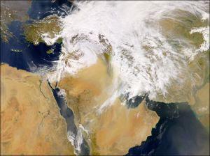 Mideast NASA