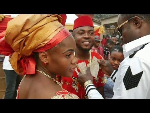Onyeoma Tochukwu Nnamani traditional marriage #9jaBoomBox