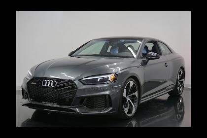 2019 Audi Rs5 Coupe Black
