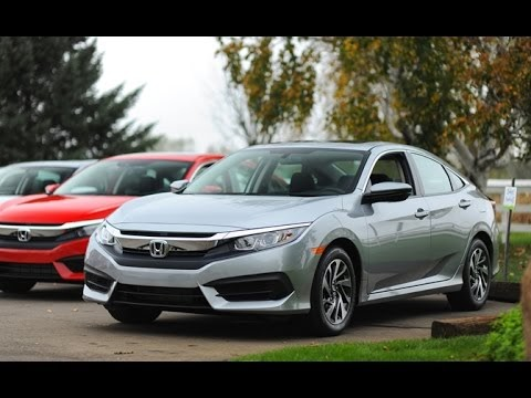2016 Honda Civic - design and technology on a new level
