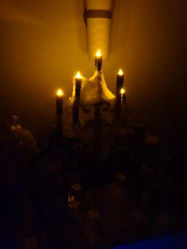 Spooky Candelabra