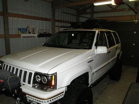 find  lifted  grand cherokee limited  longarm lift