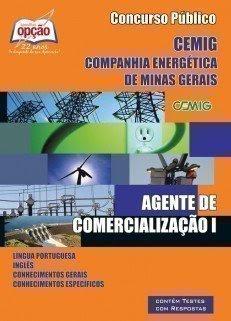 apostila cemig-mg AGENTE DE COMERCIALIZAÇÃO I