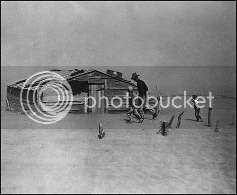 Dust Bowl 1930s