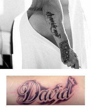 Tatuajes Para Hombres En El Brazo Nombres Tatuajespara