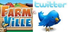 Farmville & Twitter: An unusual bond