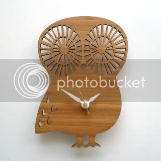 Etsy Find! Coolest Clocks Ever!