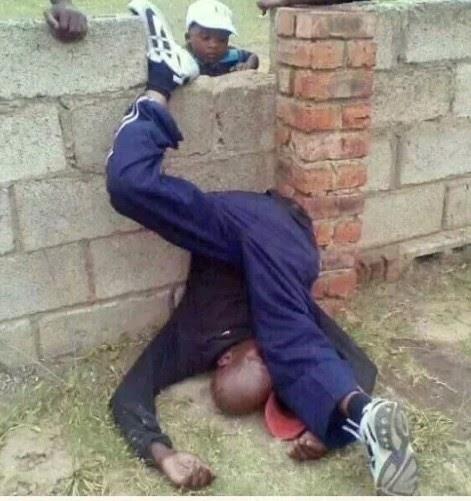 "Viral Video: Fall Down And Die ""Dance"" Hits Okene Street in Kogi State"