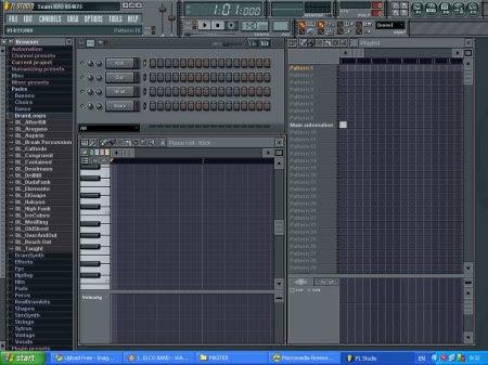 Membuat musik atau lagu sendiri dengan Fruityloop
