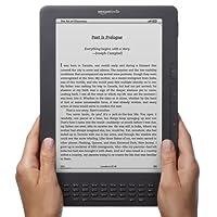 Amazon Graphic Kindle DX