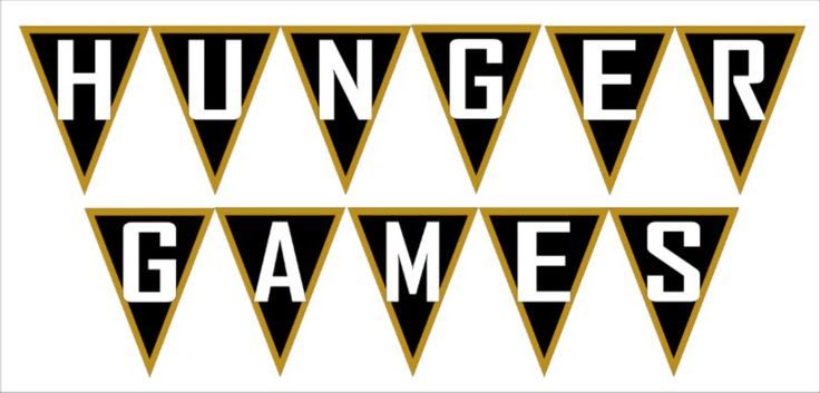 hunger-games-party-banner.jpg (812×390)