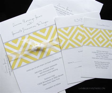 Invitation Only by Lani Blue Stationery
