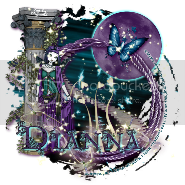 Fantasticland - Dianna