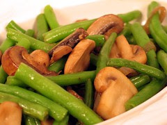 GreenBeansandMushrooms