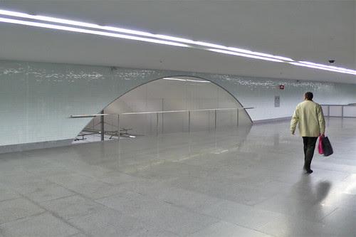 Porto. Estação Combatentes. Eduardo Souto de Moura by z.z