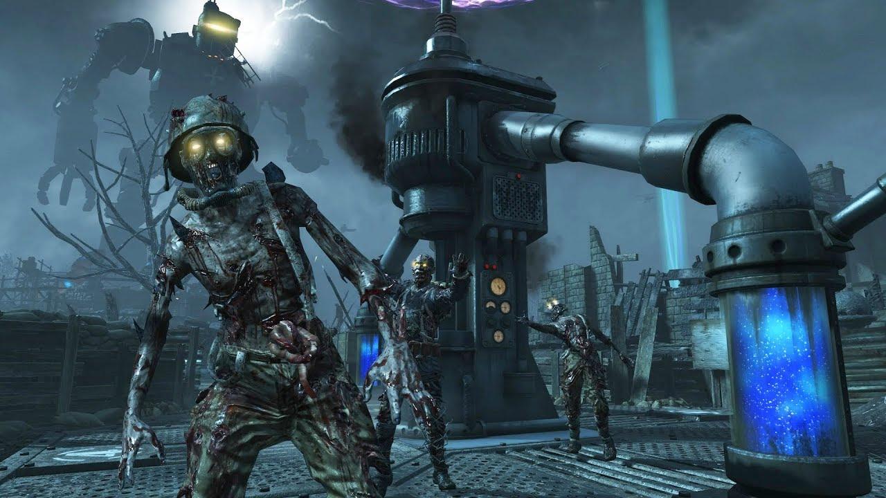 Black Ops 2 Zombie Origins Secret Youtube