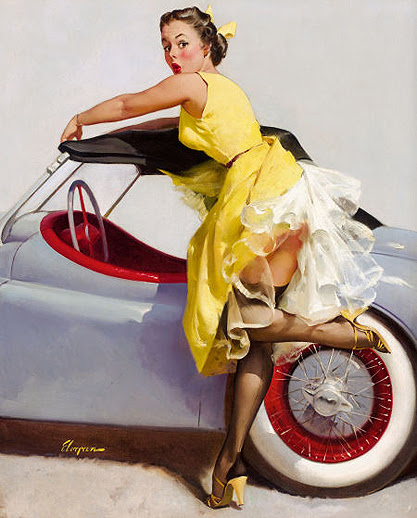 Frikinet Ver Post Foto Pin Ups 50 60 Retro