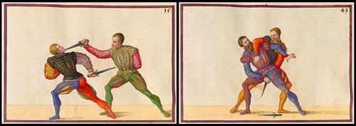 De arte athletica by Paul Hector Mair w