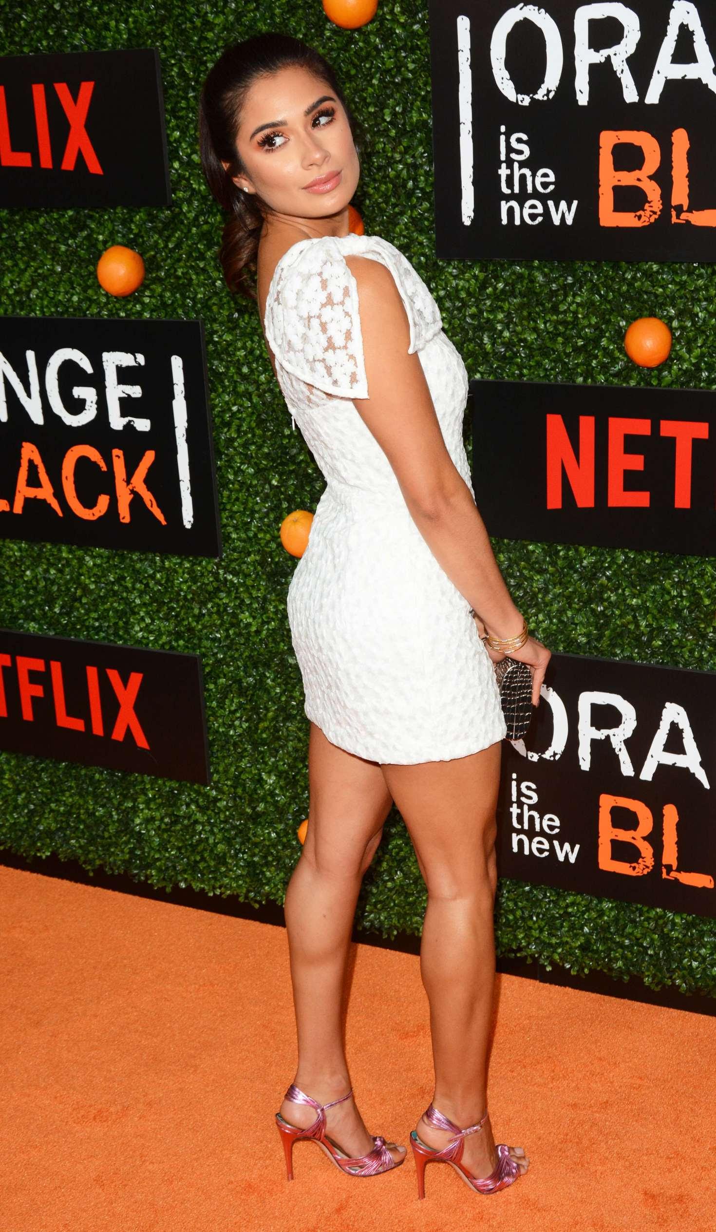 Diane Guerrero – 'Orange is the New Black' Season 5 Premiere in New York