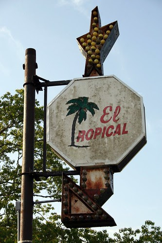 el tropical sign